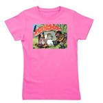 Thiele Cat_60_45 Girl's Tee