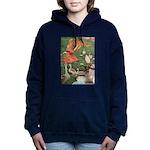 The Goose Girl Women's Hooded Sweatshirt