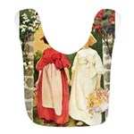 Snow White and Rose Red Bib