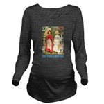 Snow White and Rose Red_blue Long Sleeve Mater