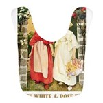 Snow White and Rose Red_GOLD Bib