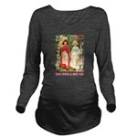 Snow White and Rose Red_pink Long Sleeve Mater