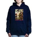 Snow White 2 RED Women's Hooded Sweatshirt