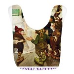 Snow White 2 PURPLE Bib