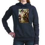 Snow White Women's Hooded Sweatshirt