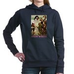 Snow White 2 PINK Women's Hooded Sweatshirt