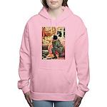 Sleeping Beauty Women's Hooded Sweatshirt