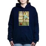 SEVEN AGES- Toddler Women's Hooded Sweatshirt