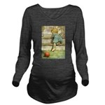 SEVEN AGES- Toddler Long Sleeve Maternity T-Sh