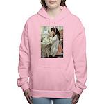 SEVEN AGES- Baby Doll Women's Hooded Sweatshir