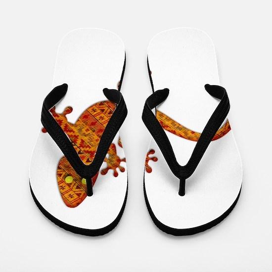 Gordon Gekko Flip Flops