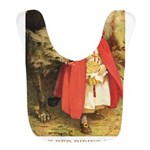 Little Red Riding Hood_gold Bib