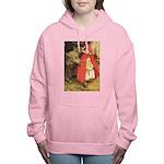 Little Red Riding Hood Women's Hooded Sweatshi