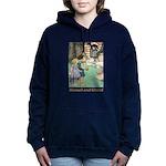 Hansel and Grete_gold Women's Hooded Sweatshir