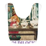 GOLDILOCKS_PURPLE Bib