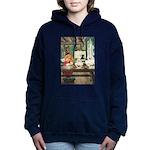 GOLDILOCKS Women's Hooded Sweatshirt