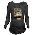 GOLDILOCKS Long Sleeve Maternity T-Shirt