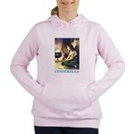 Cinderella_blue Women's Hooded Sweatshirt