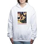 Cinderella_RED Women's Hooded Sweatshirt