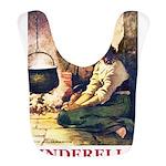 Cinderella_RED Bib