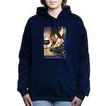 Cinderella_purple Women's Hooded Sweatshirt