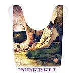 Cinderella_purple Bib
