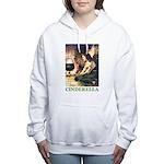 Cinderella_GREEN Women's Hooded Sweatshirt