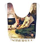 Cinderella_gold Bib