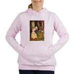 Babes in the Wood Women's Hooded Sweatshirt