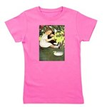 A Childs Book-I love my kitty Girl's Tee