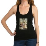 A Childs Book-saying grace Racerback Tank Top