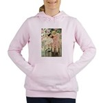 A Childs Book - brotherly love Women's Hooded