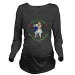 ALICE AND RABBIT GREEN copy Long Sleeve Matern