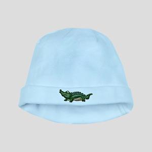 Gang Green Gator baby hat