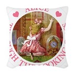 Alice THROUGH THE LOOKING GLASS_PINK copy Wove