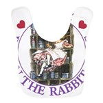 ALICE DOWN THE RABBIT HOLE_PURPLE copy Bib