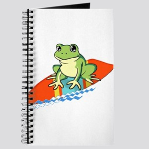 Froggy Went a Surfing Journal