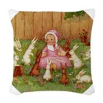 Mother_Goose_Baby_Bunting_RD copy Woven Throw