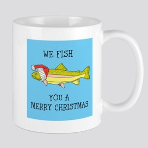 SANTA FISH Mugs