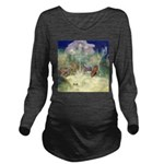 The Fairy Circus007_SQ Long Sleeve Maternity T