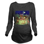 The Fairy Circus003_SQ Long Sleeve Maternity T