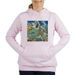 The Fairy Circus002_SQ Women's Hooded Sweatshi