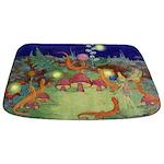 The Fairy Circus003_10x14 Bathmat
