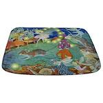 The Fairy Circus002_10x14 Bathmat