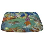 The Fairy Circus002_10x14 Bathmat