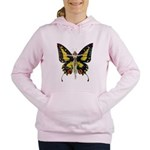 Leyendecker Butterfly_copy Women's Hooded Swea