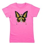 Leyendecker Butterfly_copy Girl's Tee
