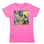 In Wheelabout Cockalone005_SQ Girl's Tee