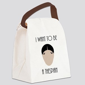 Dandy Mott Canvas Lunch Bag