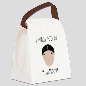 Dandy Mott Canvas Lunch Bag